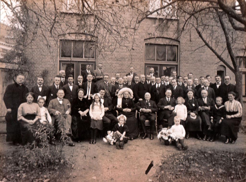 Familie Knaapen, 7de tot 9de generatie