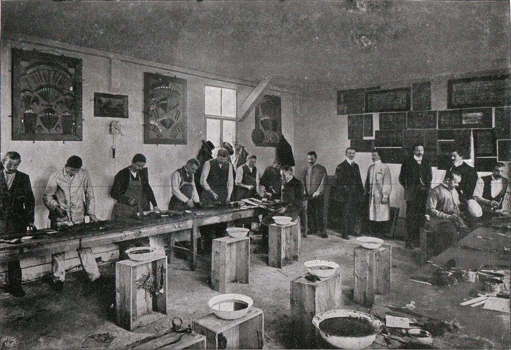 De schildervakschool